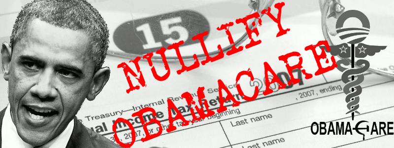 Nullify Obamacare